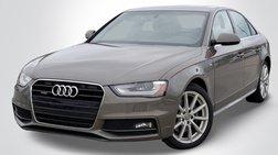 2014 Audi A4 2.0T quattro Prestige