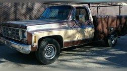1978 Chevrolet cheyenne