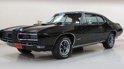 1968 Pontiac GTO 2DR