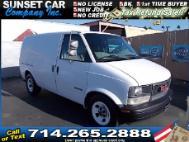 2000 GMC Safari Cargo SL