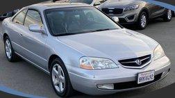 2002 Acura CL 3.2 Type-S