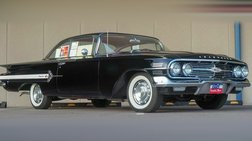1960 Chevrolet Impala 348 V8   4-Speed   Highly Documented   MUST SEE