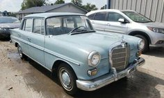 1967 Mercedes-Benz CLEAN TITLE/ ALL ORIGINAL