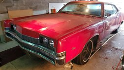 1970 Mercury Marauder ORIGINAL 429 X100 COUPE!