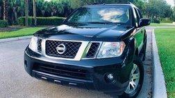 2009 Nissan Pathfinder LE 2WD