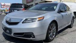 2014 Acura TL w/SE