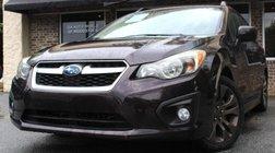 2013 Subaru Impreza 2.0i Sport Limited