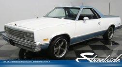 1984 Chevrolet El Camino Conquista