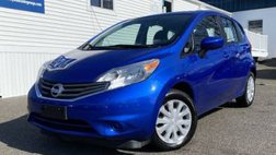 2015 Nissan Versa Note S