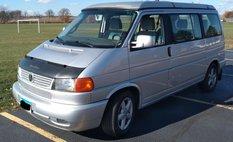 2002 Volkswagen EuroVan MV