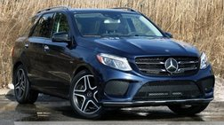 2017 Mercedes-Benz GLE-Class AMG GLE 43