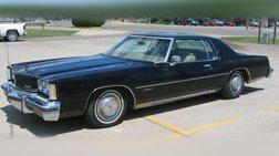 1973 Oldsmobile Toronado Custom