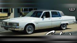 1983 Oldsmobile Ninety-Eight Regency Brougham