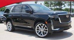 2021 Cadillac Escalade Luxury