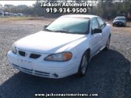 1999 Pontiac Grand Am SE Sedan