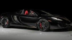 2014 McLaren MP4-12C Fabspeed 750 Plus  Performance Package, Carbon Fib
