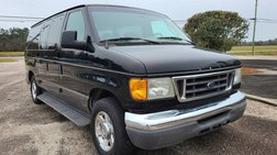 2005 Ford E-Series Wagon E-150 XL
