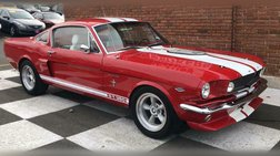 1965 Ford Mustang Shelby GT 350 Tribute