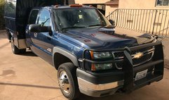 2005 Chevrolet Silverado 3500 CAB & CHASSIS 4X4