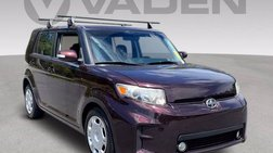 2012 Scion xB Release Series 9.0
