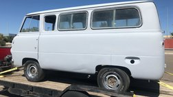 1962 Ford E-Series Van