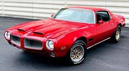 1971 Pontiac Firebird 2dr Coupe Firebird