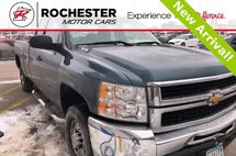 2008 Chevrolet Silverado 2500HD Work Truck
