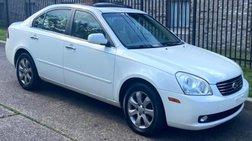 2007 Kia Optima LX V6