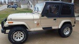 1994 Jeep Wrangler Sahara