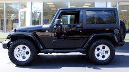 2013 Jeep Wrangler Sahara