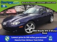 2003 Mazda  Cloth