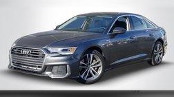2019 Audi A6 3.0T quattro Premium