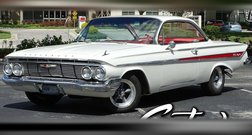 1961 Chevrolet Impala SS Tribute
