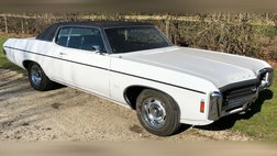 1969 Chevrolet Impala SS custom deluxe