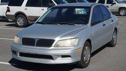 2003 Mitsubishi Lancer ES