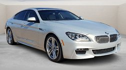2015 BMW 6 Series 650i Gran Coupe