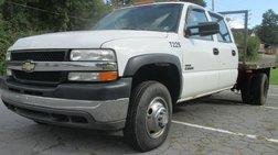 2002 Chevrolet Silverado 3500 LT