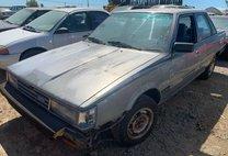 1986 Toyota Camry Deluxe