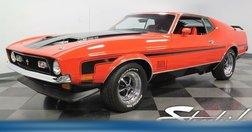 1973 Ford Mustang Mach 1 Tribute