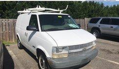 1998 Chevrolet Astro Cargo Van Base