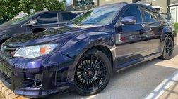 2013 Subaru Impreza WRX STi WRX STI Limited