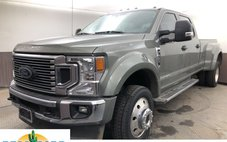 2020 Ford F-450 Super Duty Limited