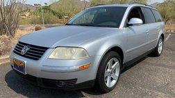 2004 Volkswagen Passat GLX