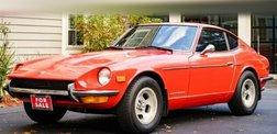 1971 Datsun Coupe