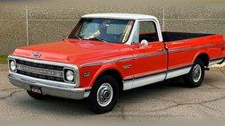 1970 Chevrolet Truck very original