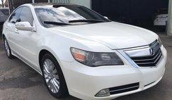 2011 Acura RL SH-AWD