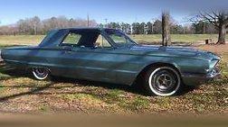1966 Ford Thunderbird Chrome