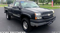 2003 Chevrolet Silverado 2500HD Work Truck