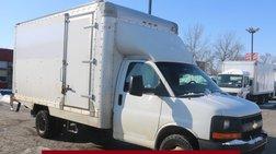 2014 Chevrolet Express Cutaway 3500