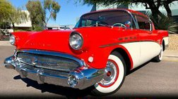 1957 Buick Roadmaster 75 4dr HT